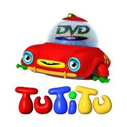 مجموعه کارتونی تو تی تو با منوی DVD