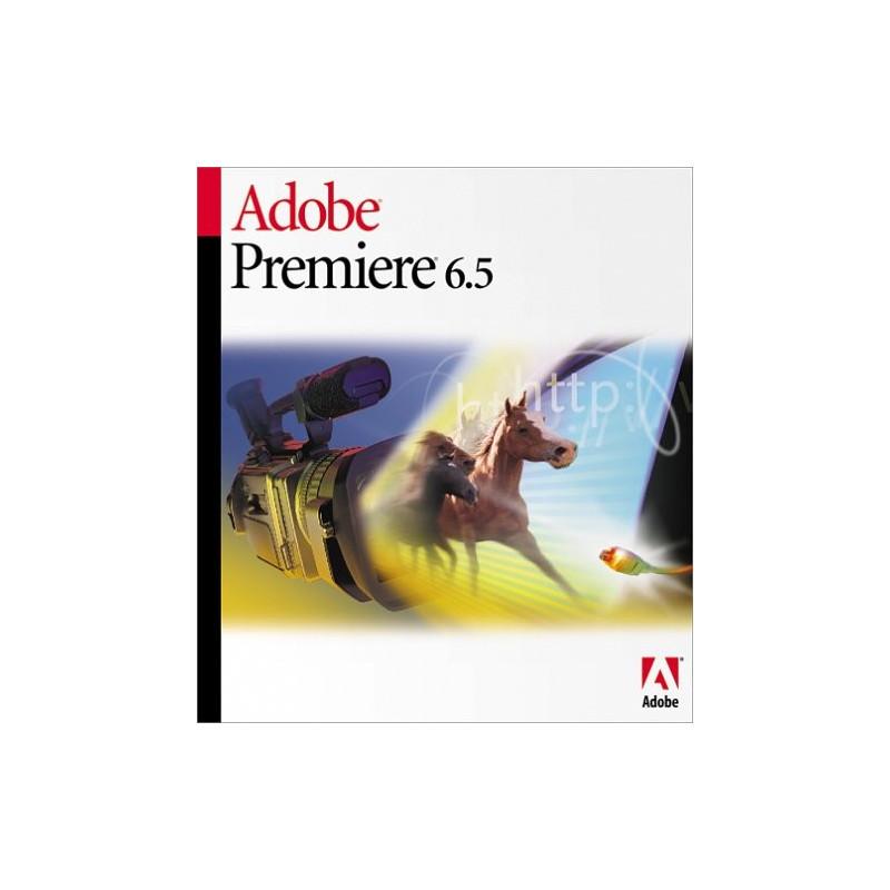 نرم افزار Premiere 6.5 بهینه شده برای سیستمهای 64 بیتی