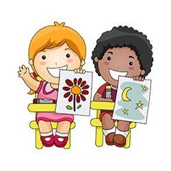 آموزش نقاشی به کودکان به زبان فارسی (مجیک راب)